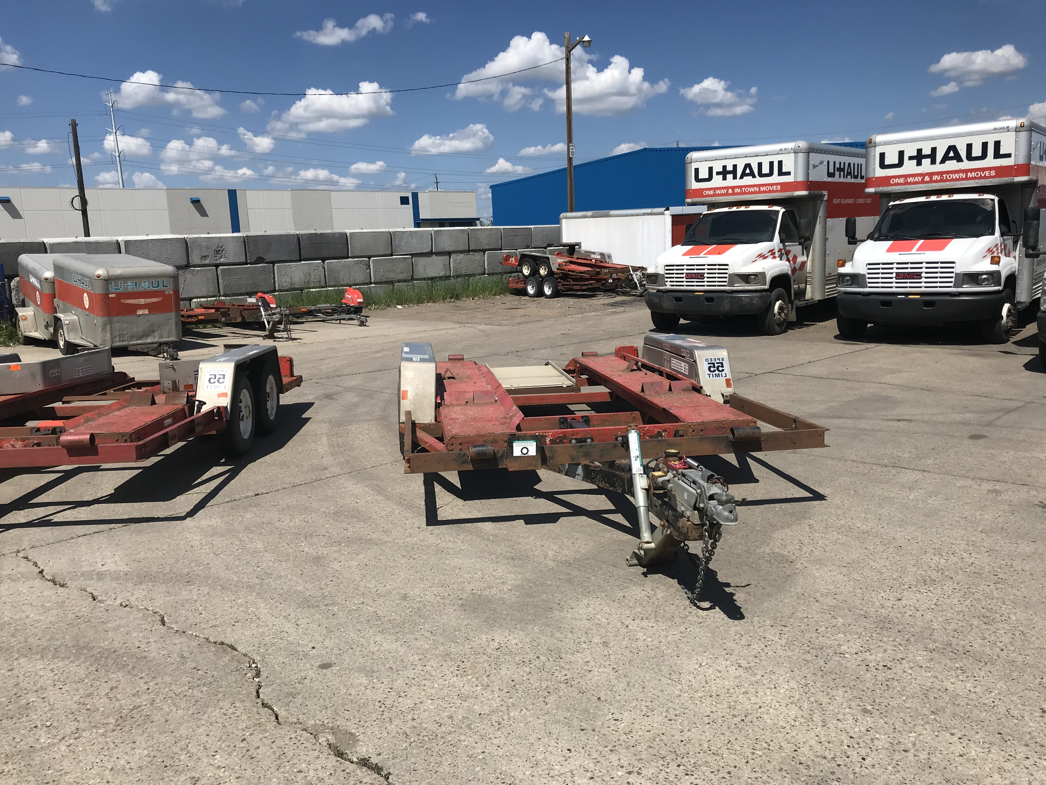 Used 1992 Utility Trailer for sale