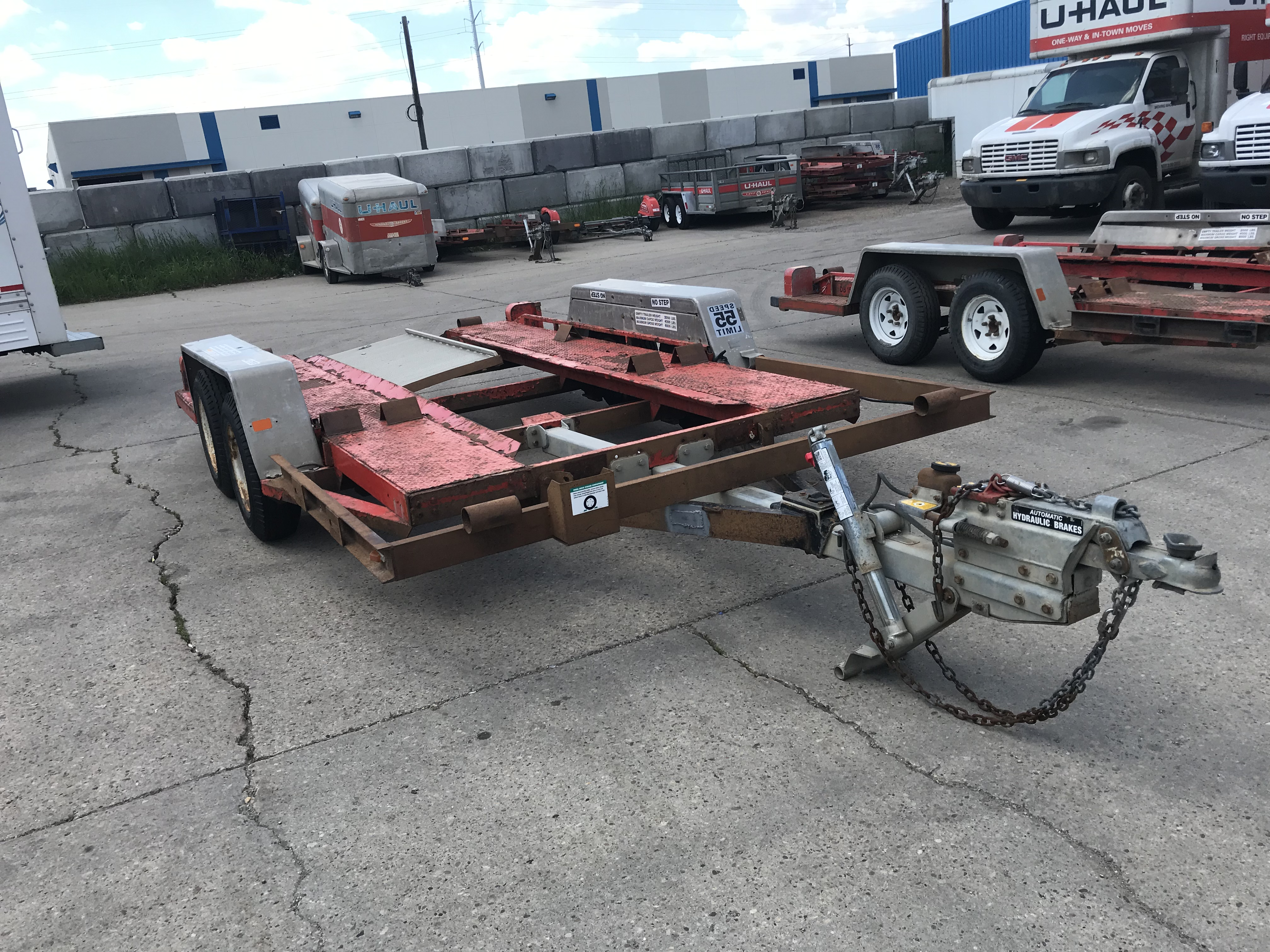 Used 1993 Utility Trailer for sale