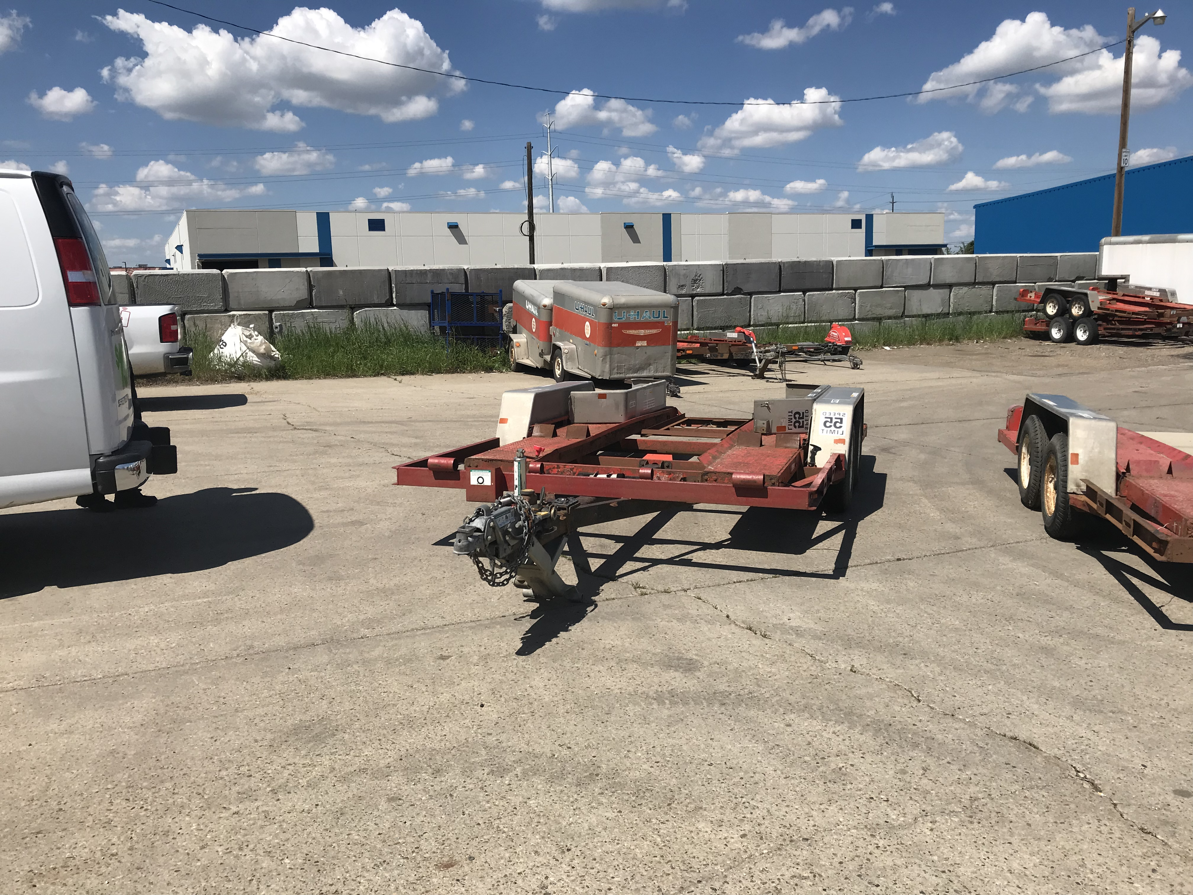 Used  Utility Trailer for sale