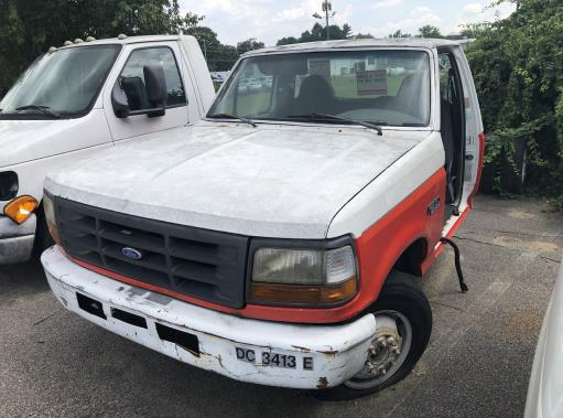 Used 1997 14 ' Box Truck for sale